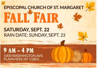 2018 Fall Fair postcard